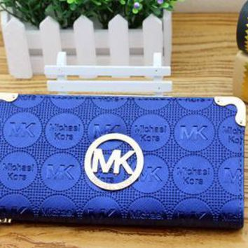 2015 MICHAEL KOR PURSE WOMENS WALLET MK HANDBAG BAG