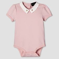Baby Blush Bee Collar Bodysuit - Victoria Beckham for Target : Target
