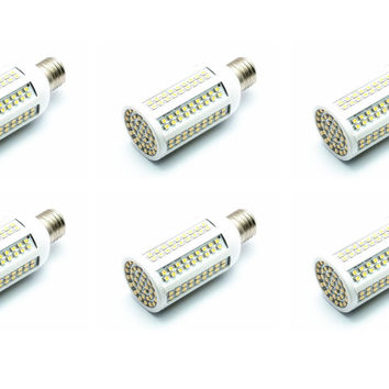 180x 3528 13W LED Light Bulb ES BC Lamp Fitting Low Voltage Battery - 6 Pack