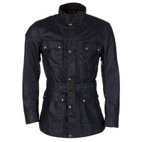 Belstaff Navy Roadmaster Jacket