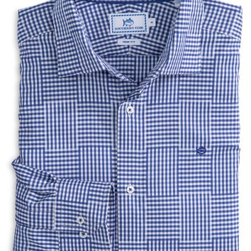 Southern Tide - Palmetto Point Gingham Sport Shirt