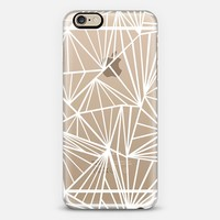 Ab Fan Zoom Transparent iPhone 6s case by Project M | Casetify