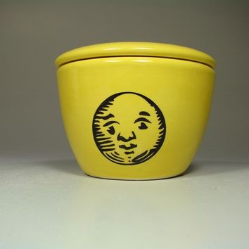 lidded bowl luna - Made to Order/ Pick Your Colour