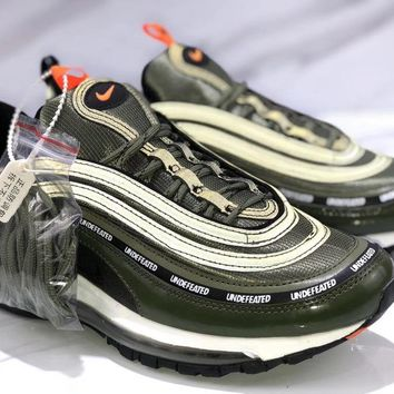 Undefeated x Nike Air Max 97 Green AJ1986-300