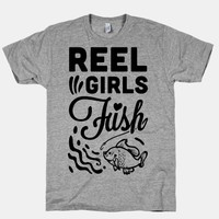 REEL GIRLS FISH!