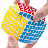 V-CUBE 7: A Rubik's Cube with over eight times the complexity.