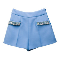 MiuMiu e-store · Ready To Wear · Shorts