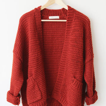 Gwendalyn Knit Cardigan
