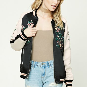 Contemporary Embroidered Jacket