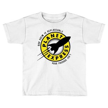 planet express Toddler T-shirt