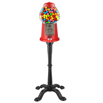 Gumball Machine With Stand Free Shipping