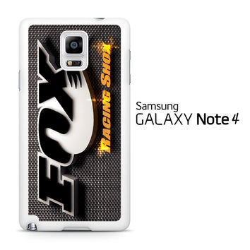 Fox Racing Shox Samsung Galaxy Note 4 Case