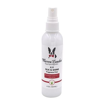 K9 Silk & Shine - Revitalize and Shines the Coat
