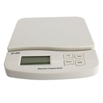 Postal Shipping Scale 55lb Digital USPS Weigh Parcels