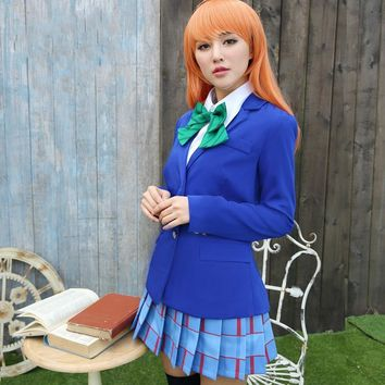 Hot Sale Girls New School Uniforms Anime Love Live Cosplay Costumes Girls Cute Peppy Japan Japanise Ladies Hot Costumes for Sale