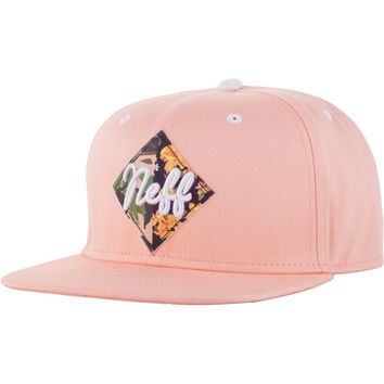 Neff Commando Patch Peach Snapback Cap