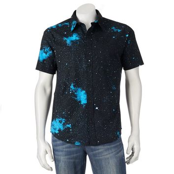 Tony Hawk Cosmic Button-Down Shirt