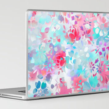 Floral Spirit 1 Laptop & iPad Skin by Jacqueline Maldonado | Society6