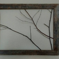Branches in frame