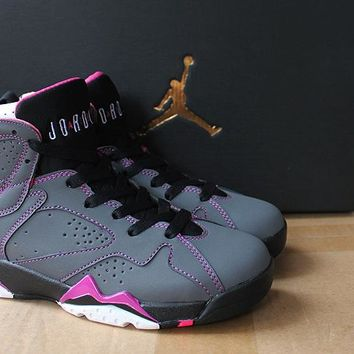 "Air Jordan 7 Retro ""Valentine's Day"" Basketball Sheos US7-13"