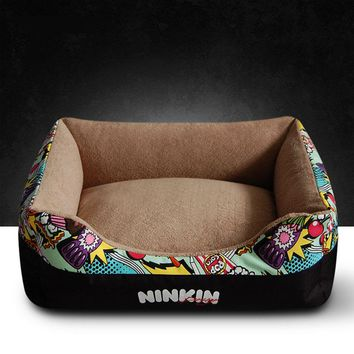 Soft and Comfortable modern dog bed