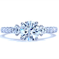 Diamond Engagement Rings, custom jewelry available - Ascot Diamonds