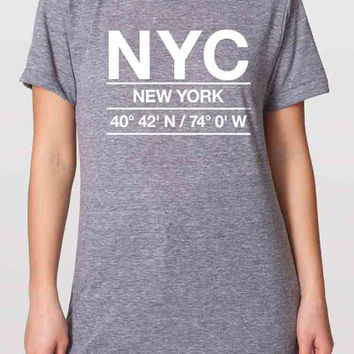 NYC Shirt Women's
