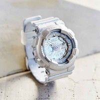 G-Shock Baby-G BA110 Silver Watch- Silver One