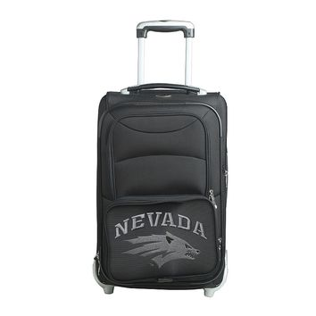 Nevada Wolf Pack 21-in. Wheeled Carry-On (Black)