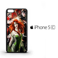 Poison Ivy Harley Quinn Y1737 iPhone 5C Case