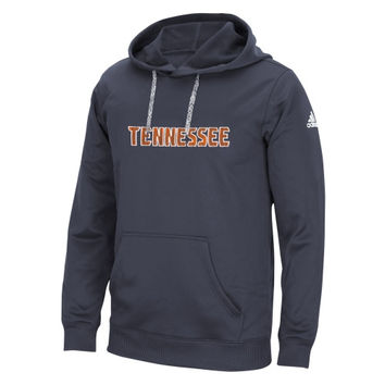 Tennessee Volunteers adidas Tech Fleece Razor Hoodie Sweatshirt – Gray