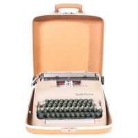 Portable Smith Corona Typewriter