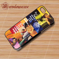 Harry Potter Book Cover custom case for all phone case