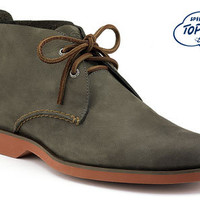 Sperry Top-Sider Men's Cloud Logo Boat Oxford Chukka Boot
