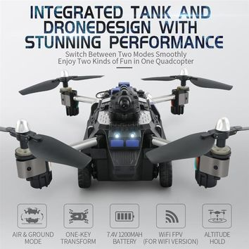 New Innovative TANK-DRONE (Original) - LIMITED EDITION