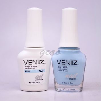 Veniiz Match UV Gel Polish V027 Hush Cream