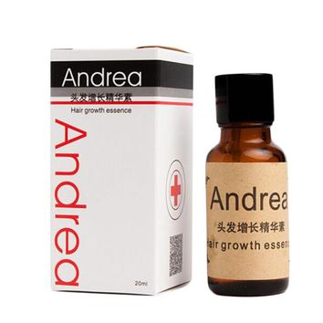 Andrea Hair Growth Essence Professional Salon Hairstyles Keratin Hair Care Styling Products Anti Hair Loss sunburst hair