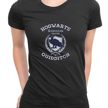 Ravenclaw Quidditch Womens T Shirt