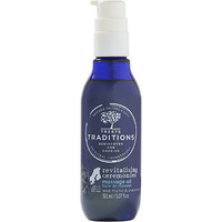 Treets Traditions Revitalising Ceremonies Massage Oil