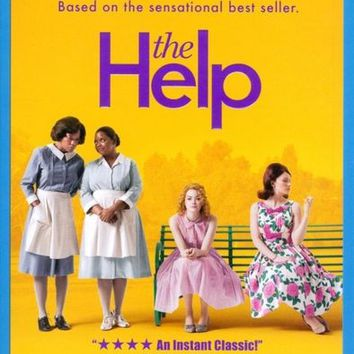 The Help [2 Discs] [Blu-ray/DVD] [2011]