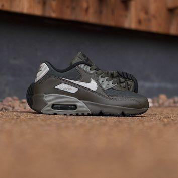 KUYOU Nike Air Max 90 Mesh GS 833418-302