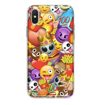EMOJI MANIA CUSTOM IPHONE CASE