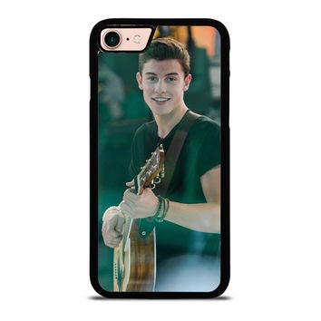 SHAWN MENDES GUITAR iPhone 8 Case