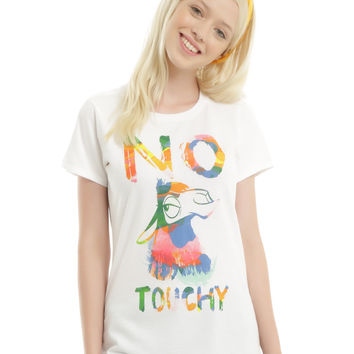 Disney The Emperor's New Groove Kuzco No Touchy Girls T-Shirt