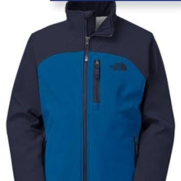 The North Face Shellrock Jacket for Boys in Snorkel Blue CN03-Q8Q