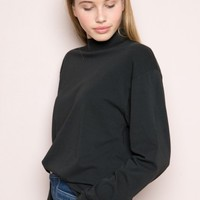 ALFIE TURTLENECK TOP