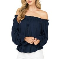 Keira Off Shoulder Top