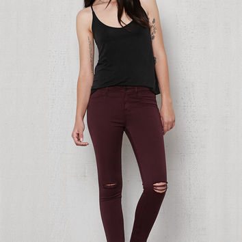 PacSun Malbec Ripped Dreamy Jeggings at PacSun.com