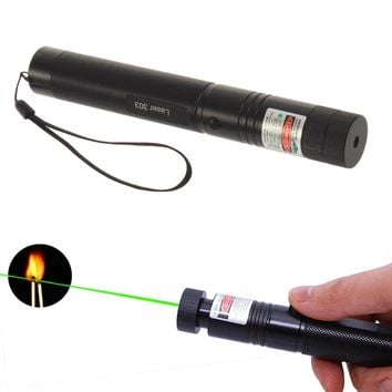 5mW 532nm Military Green Laser Pointer