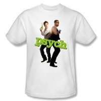 Psych-Hands Up T-Shirt Size L